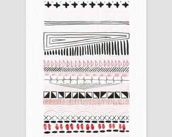 "Art print ""folklore No.6"""