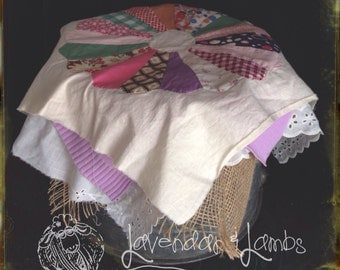 Dresden - Quilt Plate Layering Set for Infant Photography