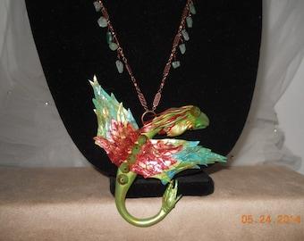 Monte the Aztec Dragon