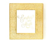 Everything will be alright, Digital Print, Office Decor,Bedroom Wall Art, Love Poster, Typography Poster