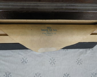 Vintage Player Piano Music Roll Lonesome and Sorry Fox Trot