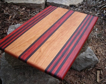 Handmade Wood Cutting Board ***FREE SHIPPING***