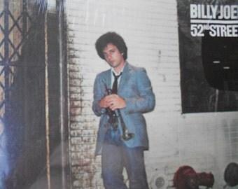 Billy Joel - 52nd Street - vinyl record