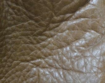 "59538- 8""x10"" Brown Leather Cowhide Project Piece (Sec. 1,Shelf 9,A)"