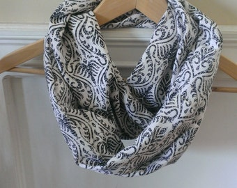 LIMITED EDITION ITEM! Adult Lightweight Infinity Scarf ****Only 1 Available****
