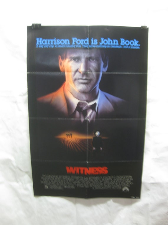 witness john book Detective john book is assigned negotiation expert william ury summarized the film's climactic scene in a chapter titled the witness in his 1999 book getting.