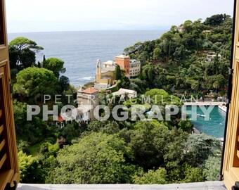 Spectacular Window View - Portofino Fishing Village - Italy