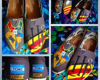 Made to order Harry Potter Toms