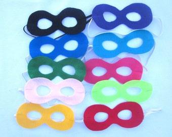 Super Hero Masks Adult