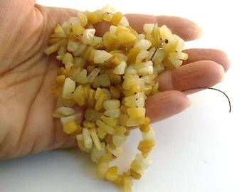 Beads 1 Strand Carnelian Chips