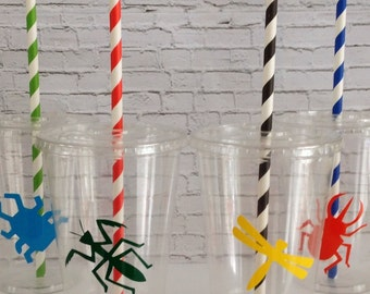 12 oz. Insect Party Cups Set of 12