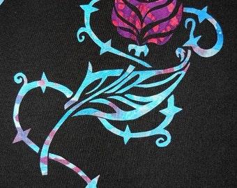 Easy Beautiful Celtic Flower Quilt Applique Pattern Design
