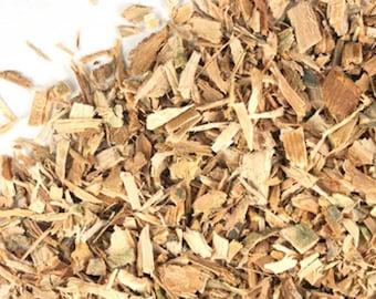 White Willow Bark 1 oz. - wildcrafted, c/s (Salix alba)
