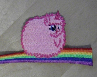 "5"" Flufflepuff PFUDOR Embroidered Patch"