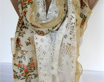 ON SALE !! Trend Scarf- Fashion Scarf- Gift Scarf-Shawl-gift Ideas For Her Women's Scarves-christmas gift-Fashion accessories