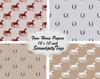 Four Horse Papers