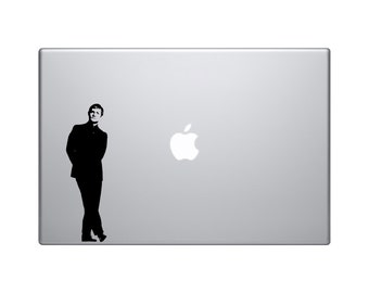 "Dr John Watson Martin Freeman vinyl decal 6"" sticker- sherlock sticker- sherlock decal"