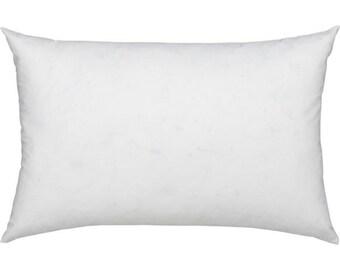 """16x24"""" Pillow Insert, Pillow Form, Rectangle Pillow, Lumbar Pillow, Inside Pillow, Indoor, Outdoor Pillow."""