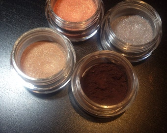 Mineral Eyeshadow Set Of 4