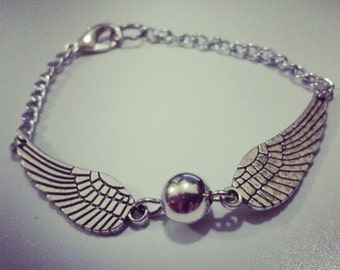 New Harry Potter snitch bracelet