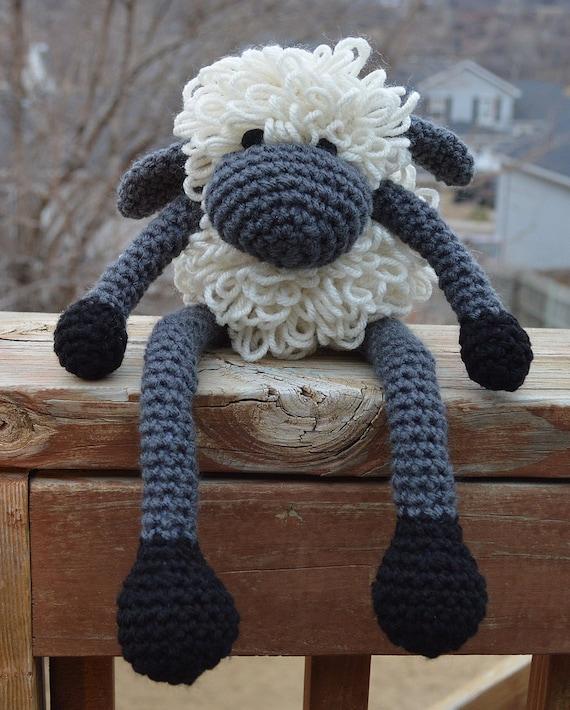 Etsy Amigurumi Sheep : Sheep Amigurumi Crochet Sheep