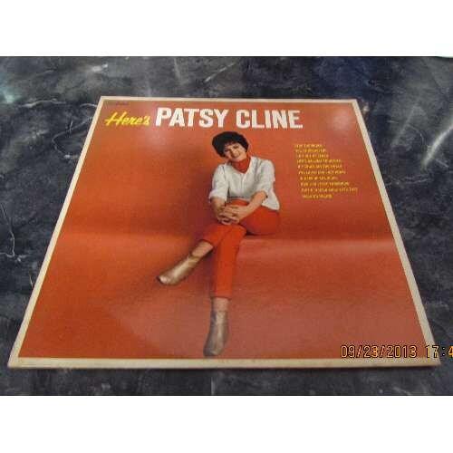 Patsy Cline Heres Patsy Cline