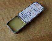 Small Tin of Orange Clove Organic Solid Perfume 1 Mini-Tin of Essential Oil All Natural Handmade Solid Perfume