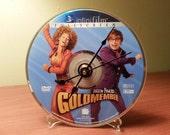 Austin Powers: Goldmember - Desk / Wall Clock - DVD