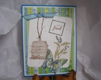 Great  Card For A Great Friend