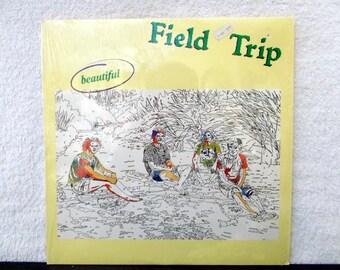 Field Trip- Beautiful. Garage punk/alt rock. 1989 Ruby Records. Vintage vinyl LP 33