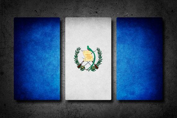 guatemala grunge flag by - photo #15