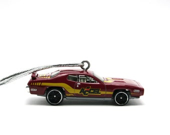 1971 Plymouth Road Runner Hot Wheels Ornament
