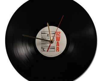 Clock Vinyl U2 'War'