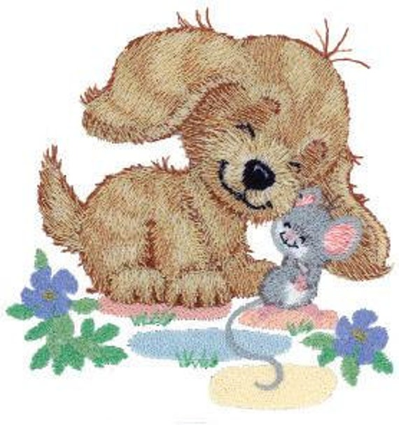 Puppy Toes Embroidery Designs - PES