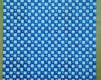 8.5x11 Blue Check Paper by Colorbok