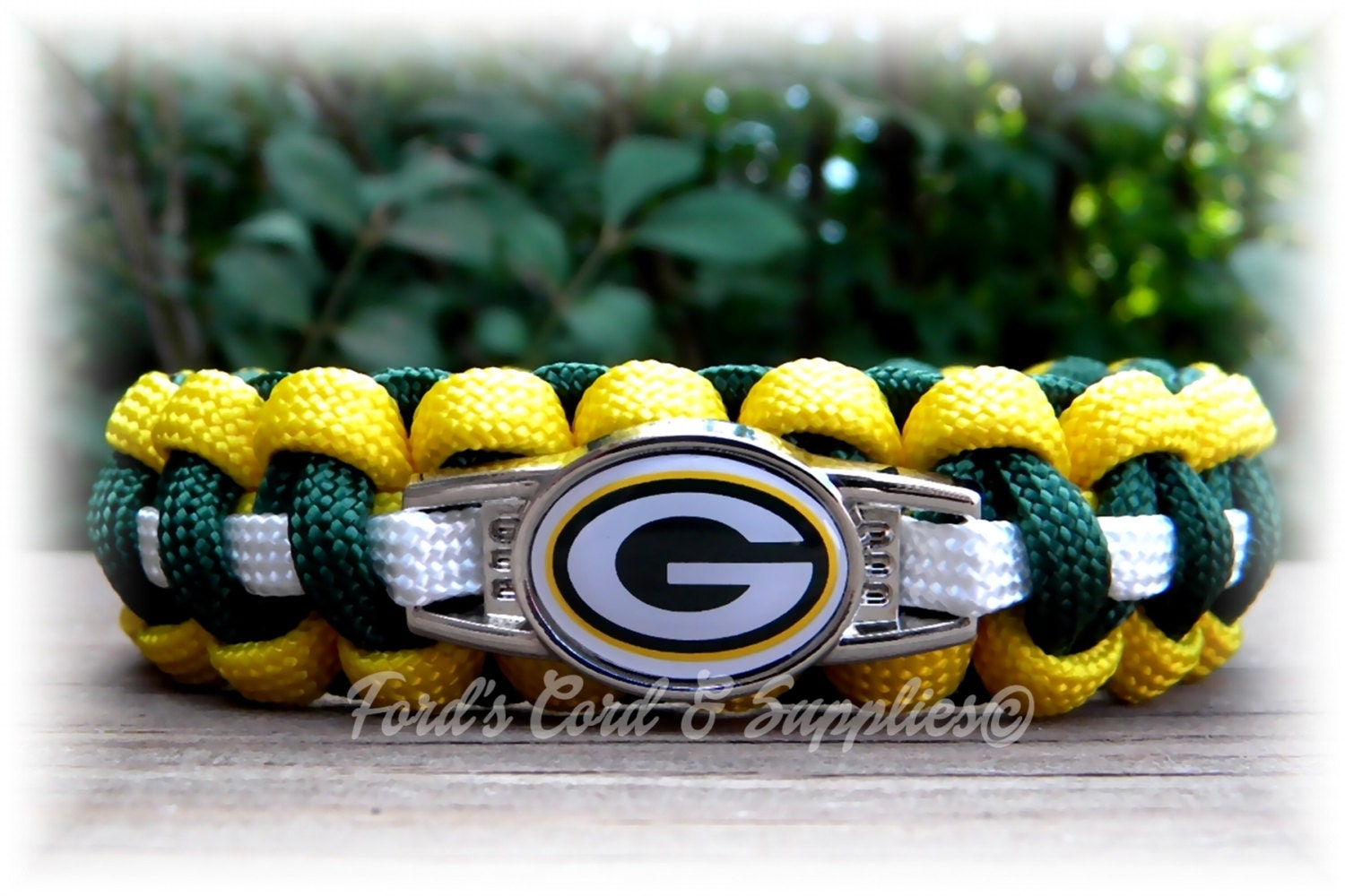 Unique packers bracelet related items | Etsy
