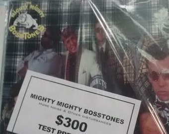 Mighty Mighty Bosstones  More Noise & Other Disturbances    TEST PRESS LP