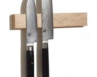 "M.O.C. Board 12"" Maple (Magnetic Knife Holder or Magnetic Knife Strip)"