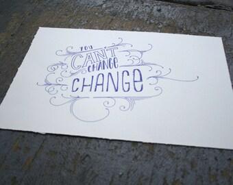 Change Silkscreen Print