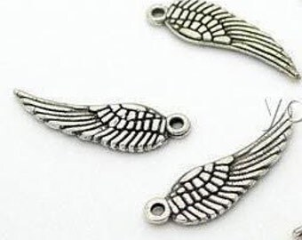 SALE Summer Clearance**Tibetan Silver Angel Wing