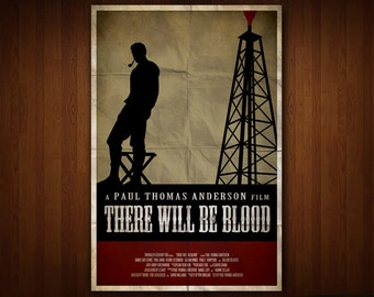 There Will Be Blood Poster (Multiple Sizes)
