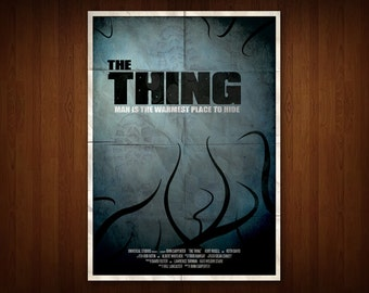 The Thing Poster (Multiple Sizes)