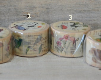 MT  ex Masking Tape, Washi Tape