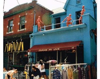 Funky shops, Toronto, Canada
