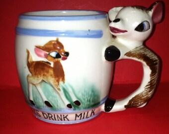 Children Milk Cup