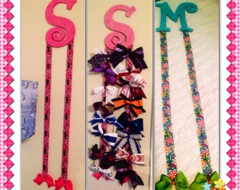 Cheer bow hanger Etsy