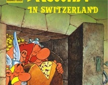 Asterix in Switzerland: Album #16, No Comic Paper Book, Only Pdf file for Instant Download