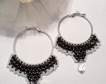 Soraya Earrings Tutorial