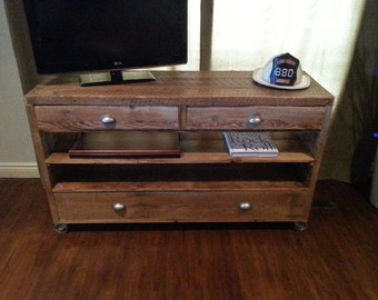 Hemlock Media Stand/Side Board - Limited Avail.