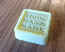 100% Handmade Lotion bar